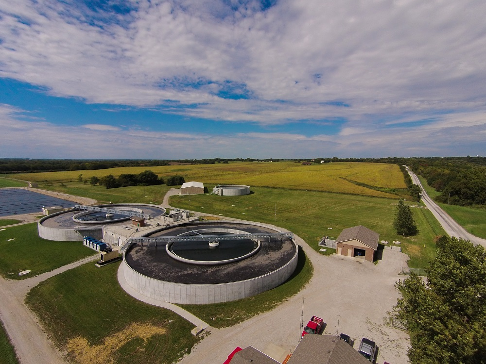Excelsior Springs Wastewater Treatment Facility Improvements | Lamp