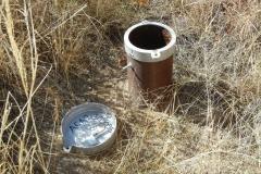 Groundwater monitoring, Coronado National Memorial